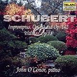 echange, troc Schubert, John O'Conor - Impromptus / Waltzes
