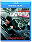 Image de Mission Impossible: Ghost Protocol - Triple Play (Blu-ray + DVD + Digital Copy) [Import anglais]