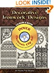 Decorative Ironwork Designs CD-ROM an...