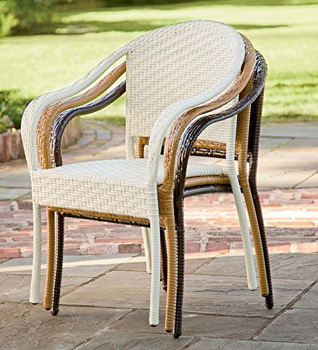 Outdoor Wicker Chair, 25