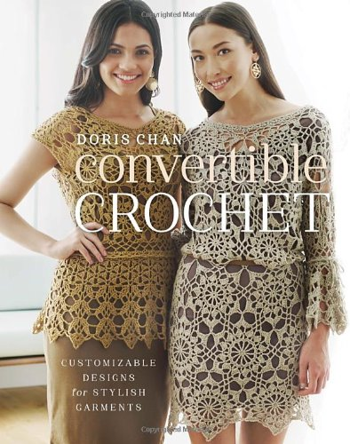 Image of Convertible Crochet Customizable Designs For Stylish Garments