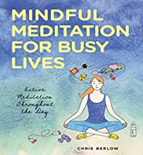 Mindful Meditation for Busy Lives: Active Meditation Throughout the Day Audiobook by Chris Berlow Narrated by Chris Berlow