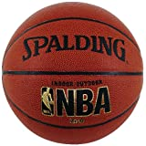 Spalding Sports Div Russell 64-497 Official Size Nba Basketball / 64-497 Basketball