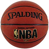 Spalding NBA Zi/O Standard Size Indoor/Outdoor Basketball