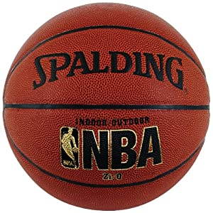 Spalding NBA Zi/O Official Size Indoor/Outdoor Basketball $22.79