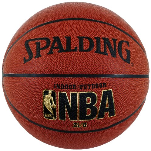 Spalding NBA Zi/O Basketball - Full Size
