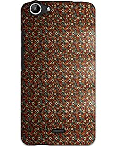Hugo Micromax Canvas 5 Back Cover Hard Case Printed Designer Multicolour