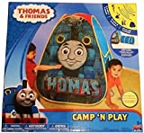 Thomas and Friends Camp 'N Play Tent by PlayHut