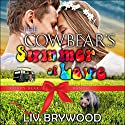 The Cowbear's Summer of Love: Curvy Bear Ranch, Book 7 Audiobook by Liv Brywood Narrated by Beth Roeg