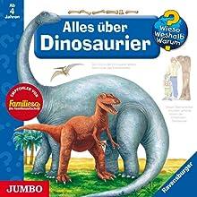 Die Dinosaurier (Wieso? Weshalb? Warum? junior) Hörspiel von Angela Weinhold Gesprochen von: Niklas Heinecke, Lea Sprick