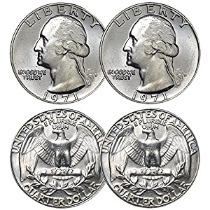 Two Headed and Two Tailed Trick Quarter Set Never Lose A Coin Flip Again