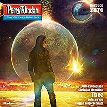 Thez (Perry Rhodan 2874) Hörbuch von Wim Vandemaan, Christian Montillon Gesprochen von: Florian Seigerschmidt
