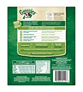 GREENIES Dental Chews Regular Treats for Dogs - Treat TUB-PAK Package 27 oz. 27 Count