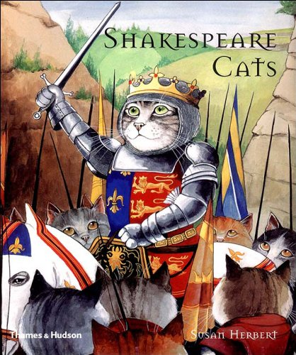 Sale alerts for Thames & Hudson Shakespeare Cats - Covvet