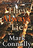 img - for They Always Lie (Detective Marsh Mysteries) book / textbook / text book