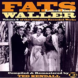Fats Waller -  Complete Recorded Works - Vol.5 - CD 1