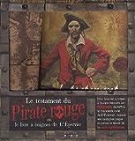 echange, troc Gilles Verdiani - Le testament du Pirate rouge ou le livre à énigmes de l'Epervier