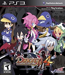 Disgaea 4: A Promise Unforgotten (Premium Edition) - Playstation 3