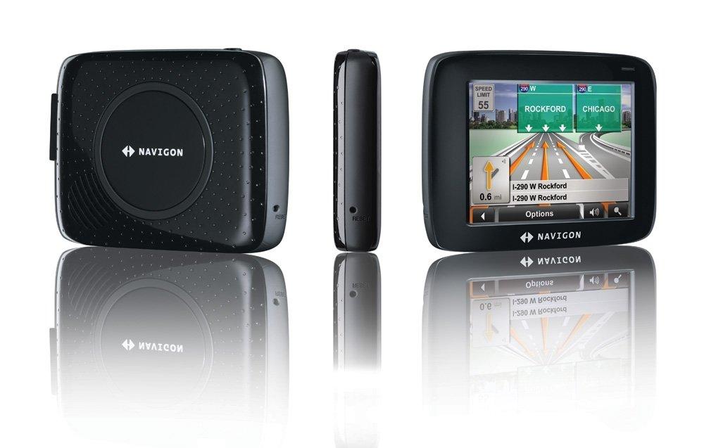 Amazon.com: Navigon 2120 3.5-Inch Portable GPS Navigator: GPS ...