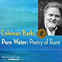 Pure Water: Poetry of Rumi  by Coleman Barks, Jellaludin Rumi Narrated by Coleman Barks, Eugene Friesen