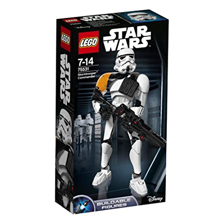 LEGO - 75531 -  Star Wars - Jeu de Construction - Commandant Stormtrooper