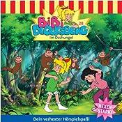 Bibi im Dschungel (Bibi Blocksberg 28) | Elfie Donnelly