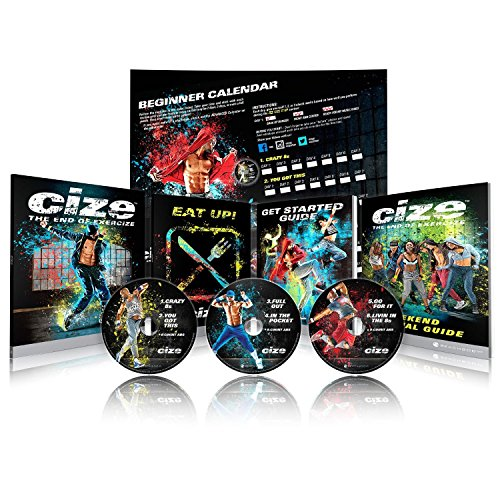 CIZE Dance Workout - 6 DVD Deluxe Kit