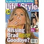 Life & Style Weekly Magazine: Jennifer Aniston, J.Lo (February 21, 2005) book cover