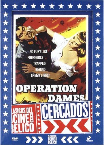 Cercados (Operation Dames) (1959) (Import Edition) (Non Us Format) (Region 2)