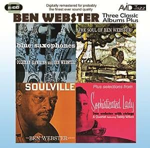 Ben Webster 3 Classic Albums Plus Ben Webster Blue
