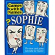 * * * SOPHIE'S GAME * * * fun new card game for people called Sophie