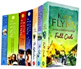 Katie Flynn Katie Flynn 7 Books Collection Set RRP £42.94 (Judith Saxton) (Katie Flynn Collection) (Strawberry Fields the Mersey Girls, The Glory, Full Circle, The Splendour, The Cuckoo Child, Down Daisy Street, The Girl from penny lane)