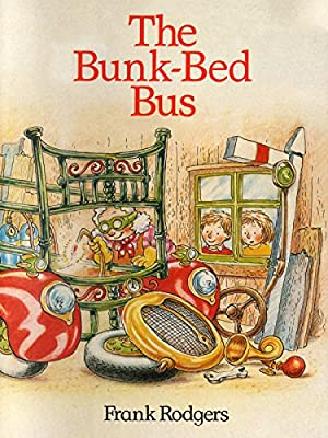 The Bunk-Bed Bus (Janet and Sam Book 1)