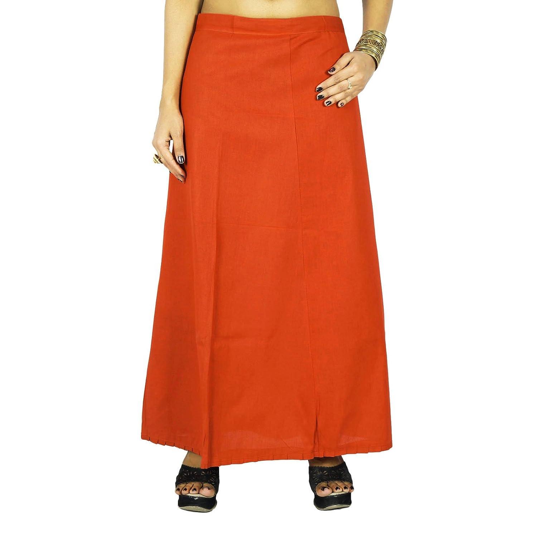 Feste Bollywood Cotton Inskirt genähtes Indian Petticoat-Futter für Sari günstig kaufen