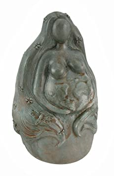 Gaia Earth Mother Figu...
