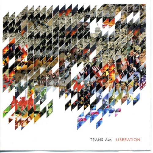 Original album cover of Liberation by Trans Am