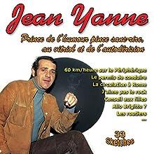 Jean Yanne : 33 Sketches, dont 2 chantés Discours Auteur(s) : Jean Yanne Narrateur(s) : Jean Yanne, Ginette Garcin