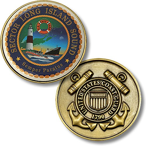 USCG Sector Long Island Sound Challenge Coin