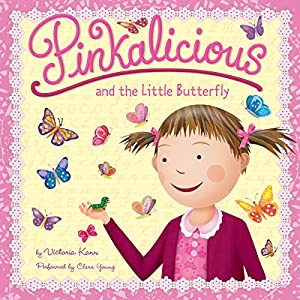 Pinkalicious and the Little Butterfly Audiobook