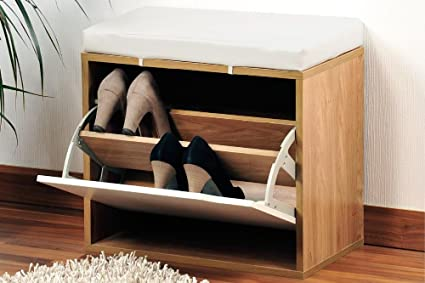 coffre chaussures entree. Black Bedroom Furniture Sets. Home Design Ideas