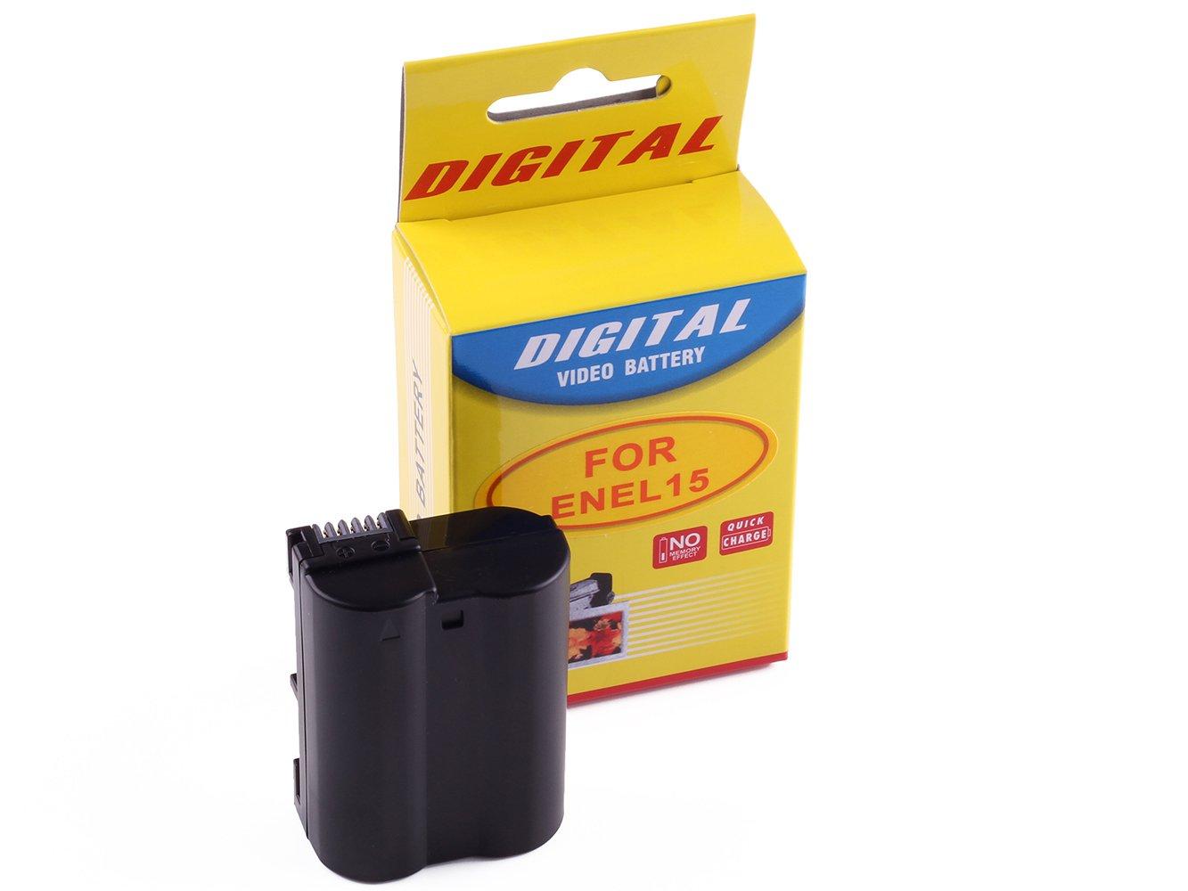 CrazyCable EL15 - Batería para cámara de fotos - Electrónica - revisión y más información