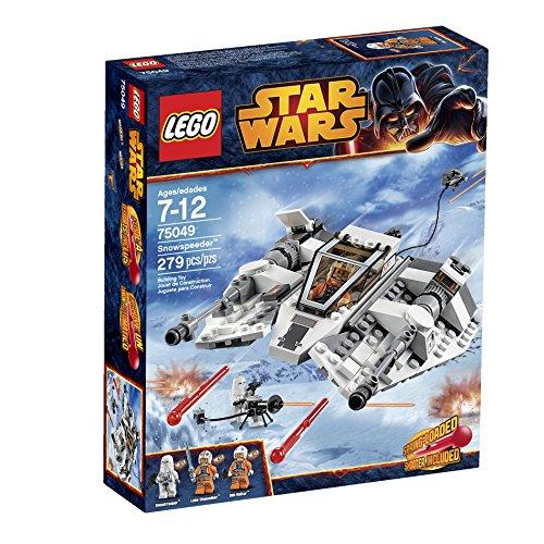 LEGO-Star-Wars-75049-Snowspeeder-Building-Toy-Discontinued-by-manufacturer