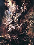 Peter Paul Rubens The Fall of the Damned - 21