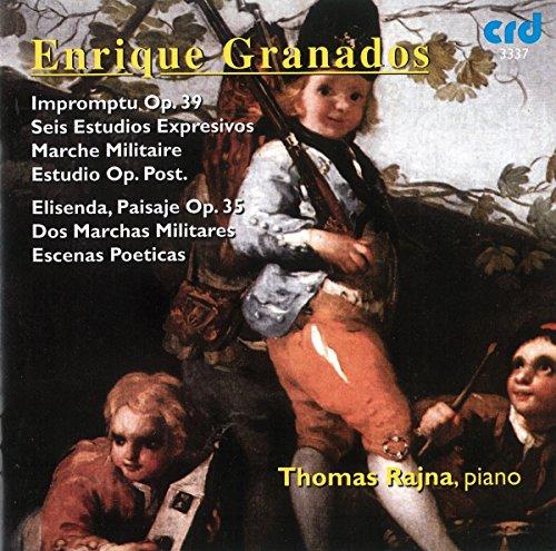 Granados Piano Music