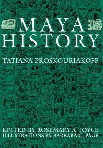 Maya History, Tatiana Proskouriakoff