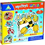 My First Sticky Mosaics Robots Kit