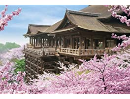 300ピース 清水寺 春爛漫 73-178