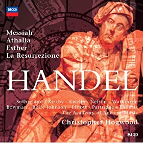 Handel: Messiah / Part 1 - Then shall the eyes of the blind - He shall feed his flock