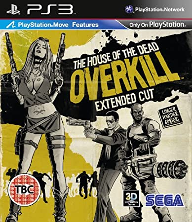 House of the Dead: Overkill - Extended Cut (PS3)