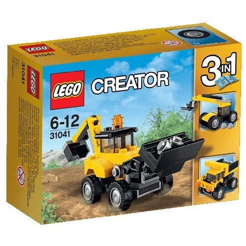 LEGO Creator 31041: Construction Vehicles Mixed by LEGO